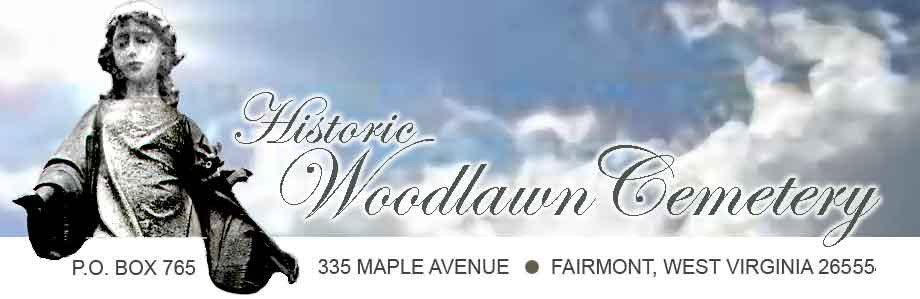Historic Woodlawn Cemetery Header